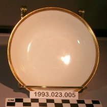 Image of Edith Haile Lynn's Dessert Bowl. - Bowl, Dessert