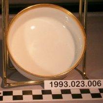 Image of Edith Haile Lynn's Finger Bowl. - Bowl, Finger