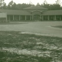 Image of Council on Aging building 1987 - Print, Photographic