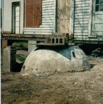 Image of Rainwater Cistern 1986 - Print, Photographic