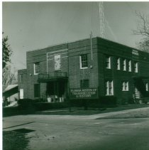 Image of Former Jail now a Museum 1985 - Print, Photographic