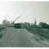 Image of Rayonier Pulp Mill 1978 - Print, Photographic