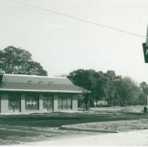 Image of McDonalds Construction 1978 - Print, Photographic