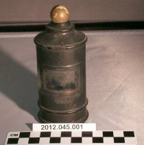 Image of Glass Container  - Inkwell