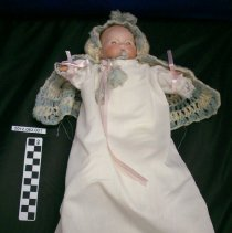 Image of Bisque doll - Doll