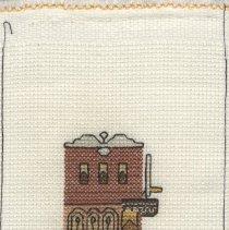 Image of Palace Saloon - Cross-Stitch
