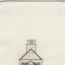 Image of Presbyterian Church - Cross-Stitch