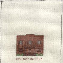 Image of Amelia Island Museum of History - Cross-Stitch