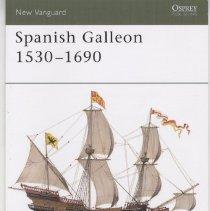Image of Spanish Galleon 1530-1690 - Book