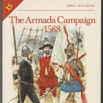 Image of The Armada Campaign 1588 - Book