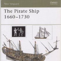 Image of The Pirate Ship 1660-1730 - Book
