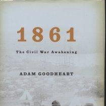 Image of 1861: The Civil War Awakening - Book