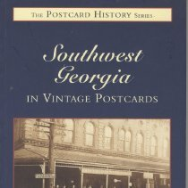 Image of Southwest Georgia in Vintage Postcards - Book