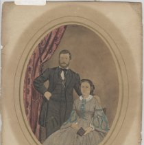 Image of Henry and Beulah King - Print, Photographic