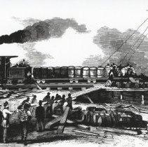 Image of Locomotive - Print, Photographic