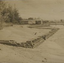 Image of Old Town bulkhead - Print, Photographic