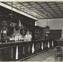 Image of Palace Saloon  - Print, Photographic