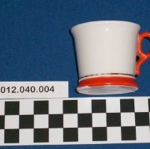 Image of Mary Lee Jones' China set  - Cup