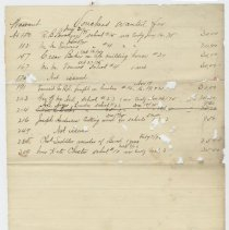 Image of Checks to be written - Record, Bookkeeping