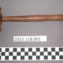 Image of 1925 Fernandina Unit Gavel - Hammer