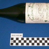 Image of San Carlos Wine Bottle  - Bottle, Drinking