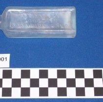 Image of J.L. Horsey Medicine Bottle  - Bottle, Medicine