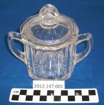 Image of Keystone Sugar Bowl - Bowl, Sugar