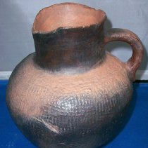 Image of Replica of San Marcos Pot. - Pottery