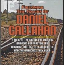 Image of Following the tracks of Daniel Callahan - Book