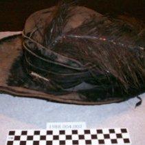 Image of Velvet Hat - Hat