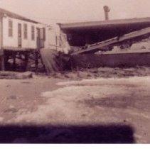 Image of Hurricane Dora Beach Home Destruction - Print, Photographic