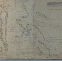 Image of Plan of Amelia Island in east Florida 1770 - Map