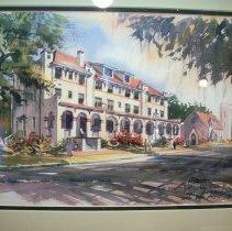 Image of The Keystone Hotel - Painting
