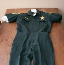 Image of Sheriff's Uniform - Uniform, Law Enforcement