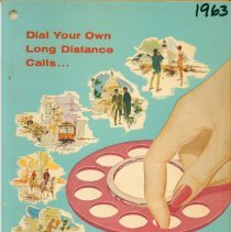 Image of 1963 Telephone Directory