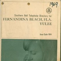 Image of 1969 Telephone Directory