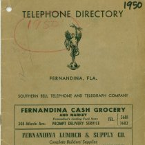 Image of 1950 Telephone Directory
