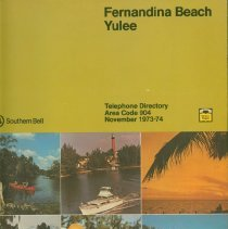 Image of 1973-74 Telephone Directory