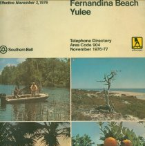Image of 1976-77 Telephone Directory
