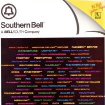 Image of 1990-91 BellSouth, Southern Bell Telephone Directory, Fernandina Beach; Yulee. - Directory, Telephone