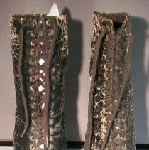 Image of Victorian Lady's Boots. - Boot