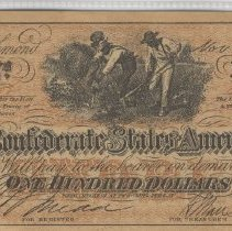 Image of CSA money