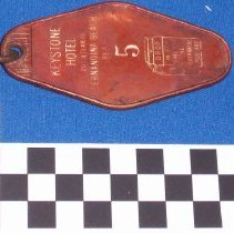 Image of Keystone Hotel Room Key - Key