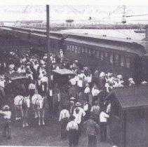 Image of Union Station Fernandina - Print, Photographic