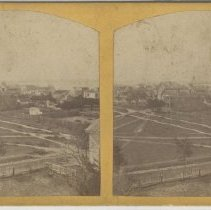 Image of View of Fernandina, Fla. - Stereoview