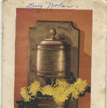 Image of Hibiscus Garden Club 1967-1968 - Directory, Membership