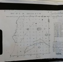 Image of Town 1 S Range 23 E, 1831 - Map