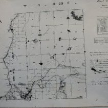Image of Town 1 S Range 23 E, 1851 - Map