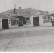 Image of Moore's Cafe - Print, Photographic