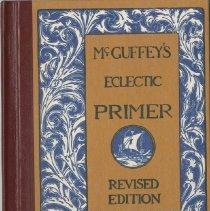 Image of McGuffey's Ecletic Primer American  - Primer